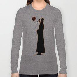 the balloon  Long Sleeve T-shirt