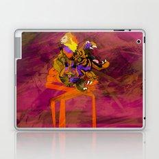 Saber Laptop & iPad Skin