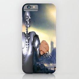 Hamlet Science-Fiction iPhone Case