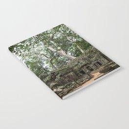 Ta Phrom, Angkor Archaeological Park, Siem Reap, Cambodia Notebook