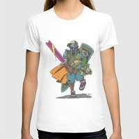 dungeons and dragons T-shirts featuring Dungeons & Dragons & DOOM by Floating Disc