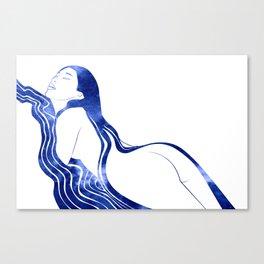 Nereid XXVII Canvas Print