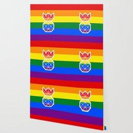Pineapple & Pride Wallpaper