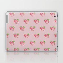 Color pencil Strawberry Laptop & iPad Skin