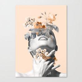 Inner beauty 4 Canvas Print