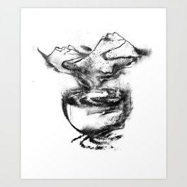 A cuppa dreams Art Print