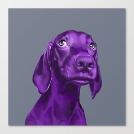 THE DOGS: GUY 5 Canvas Print