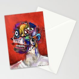 Mental 3 Stationery Cards