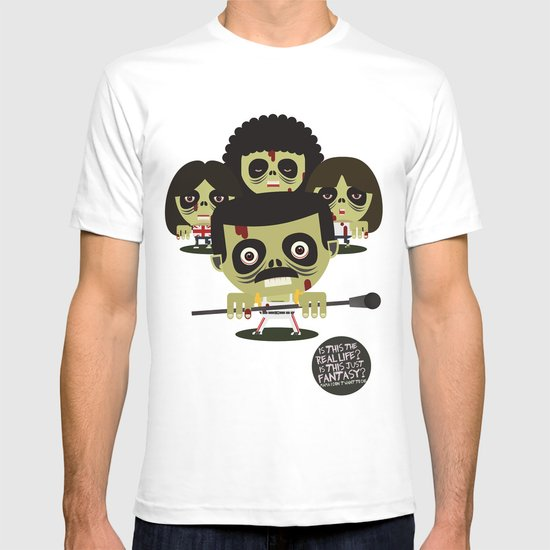 queen zombies T-shirt