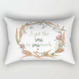 Sassenach Rectangular Pillow