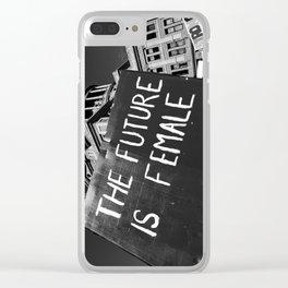 021 | austin v2 Clear iPhone Case
