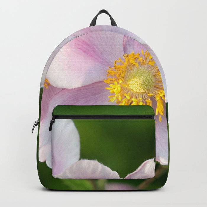 Together - Two Anemone Flowers #1 #floral #art #society6 Backpack
