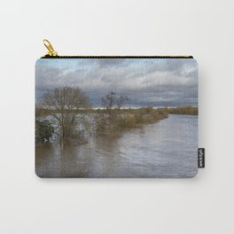 River Ouse Flooding Carry-All Pouch