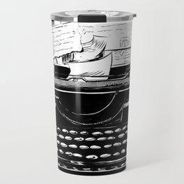 Shakespeare and Company Travel Mug