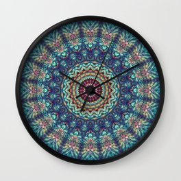 Gazing At The Mystery Wall Clock