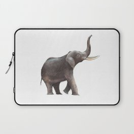 Elephant Drawing Laptop Sleeve