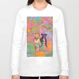 Bestie + Palette Long Sleeve T-shirt