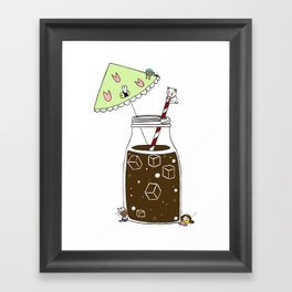 A Jug of Love  Framed Art Print