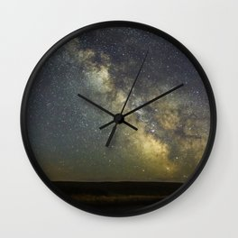 Magnificent Milky Way Wall Clock