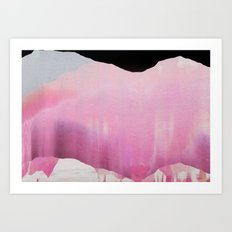 Untitled 20141126d (The Explorers) Art Print