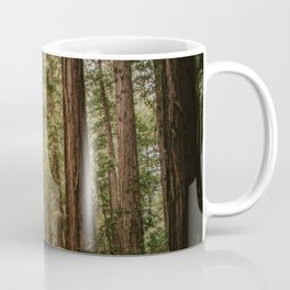 Muir Woods | California Redwoods Forest Nature Travel Photography Coffee Mug