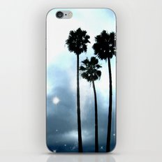 Twilight Palm Trees iPhone & iPod Skin