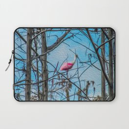 The Rose in the Tree Laptop Sleeve