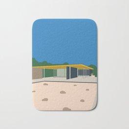 Ludwig Mies van der Rohe Barcelona-Pavillon Bath Mat