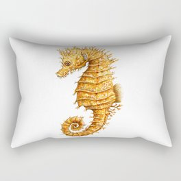 Horse of the seas, Seahorse beauty Rectangular Pillow