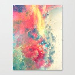 Starfall Canvas Print