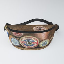 Old Cotton Bobbins Fanny Pack