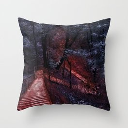 Welcome to the dream Throw Pillow