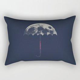 Space Umbrella Rectangular Pillow