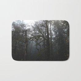 FOREST FOG Bath Mat
