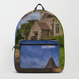 St Mary Hunton Backpack