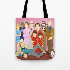 Royal Tenenbaums Family Portrait  Tote Bag
