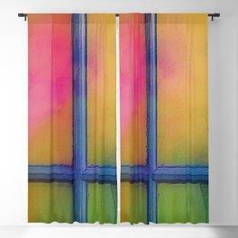 Sherbert Tie Dye Blackout Curtain