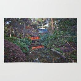 Japanese Gardens, Descanso Gardens Rug
