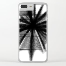 slider Clear iPhone Case