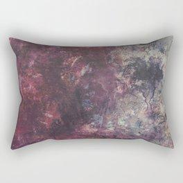 acrylic grunge Rectangular Pillow