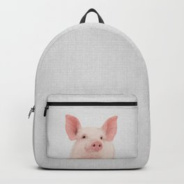 Pig - Colorful Backpack
