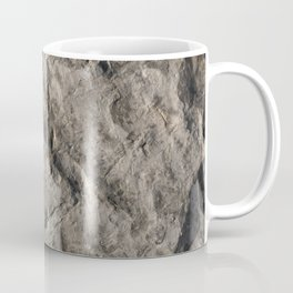 Rock Face Design Coffee Mug