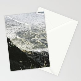 Of sea and foam Stationery Cards