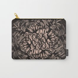 Pine Cones Pattern I Carry-All Pouch