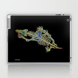 Bart The Dog's Alien Secret Laptop & iPad Skin