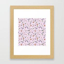 Pretty Science Framed Art Print