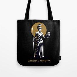 Athena / Minerva Tote Bag