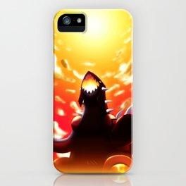 Groudon iPhone Case