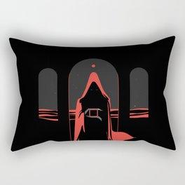 Reverend Mother. Rectangular Pillow