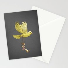 Higher... up to the sky!! Stationery Cards